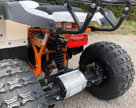 ATV HUMMER ELECTRIC 1000W #ROTI 8 INCH / AUTOMAT4
