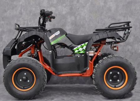 ATV HUMMER ELECTRIC 1000W #ROTI 8 INCH / AUTOMAT2