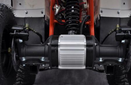 ATV HUMMER ELECTRIC 1000W #ROTI 8 INCH / AUTOMAT7