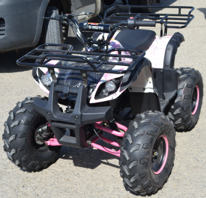 ATV  MODEL: GRIZZLY 125CMC #AUTOMATA2