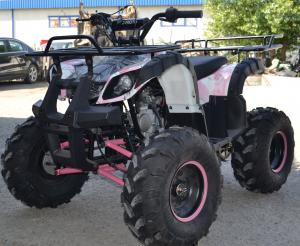 ATV  MODEL: GRIZZLY 125CMC #AUTOMATA1