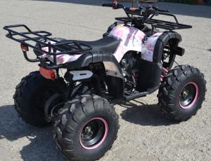 ATV  MODEL: GRIZZLY 125CMC #AUTOMATA5