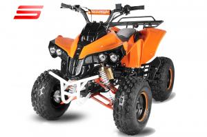 ATV  MODEL:WARRIOR 125CMC #SEMI-AUTOMAT0