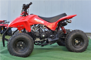 ATV  MODEL:JUMMPER 125CMC #AUTOMAT1
