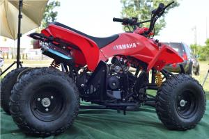 ATV  MODEL:JUMMPER 125CMC #AUTOMAT2