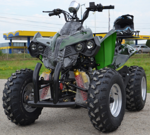 ATV  MODEL:AKP WARRIOR 150CMC #AUTOMAT1
