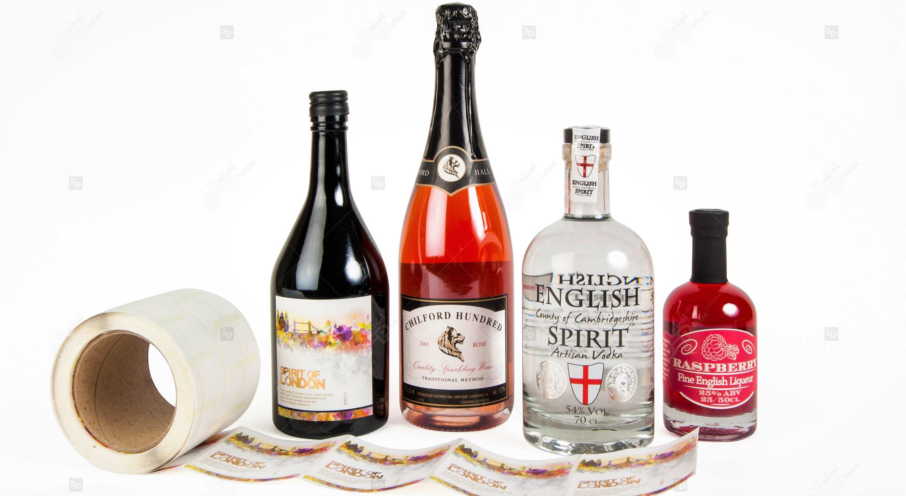 Cum sa faci etichete autocolante personalizate pentru sticle?