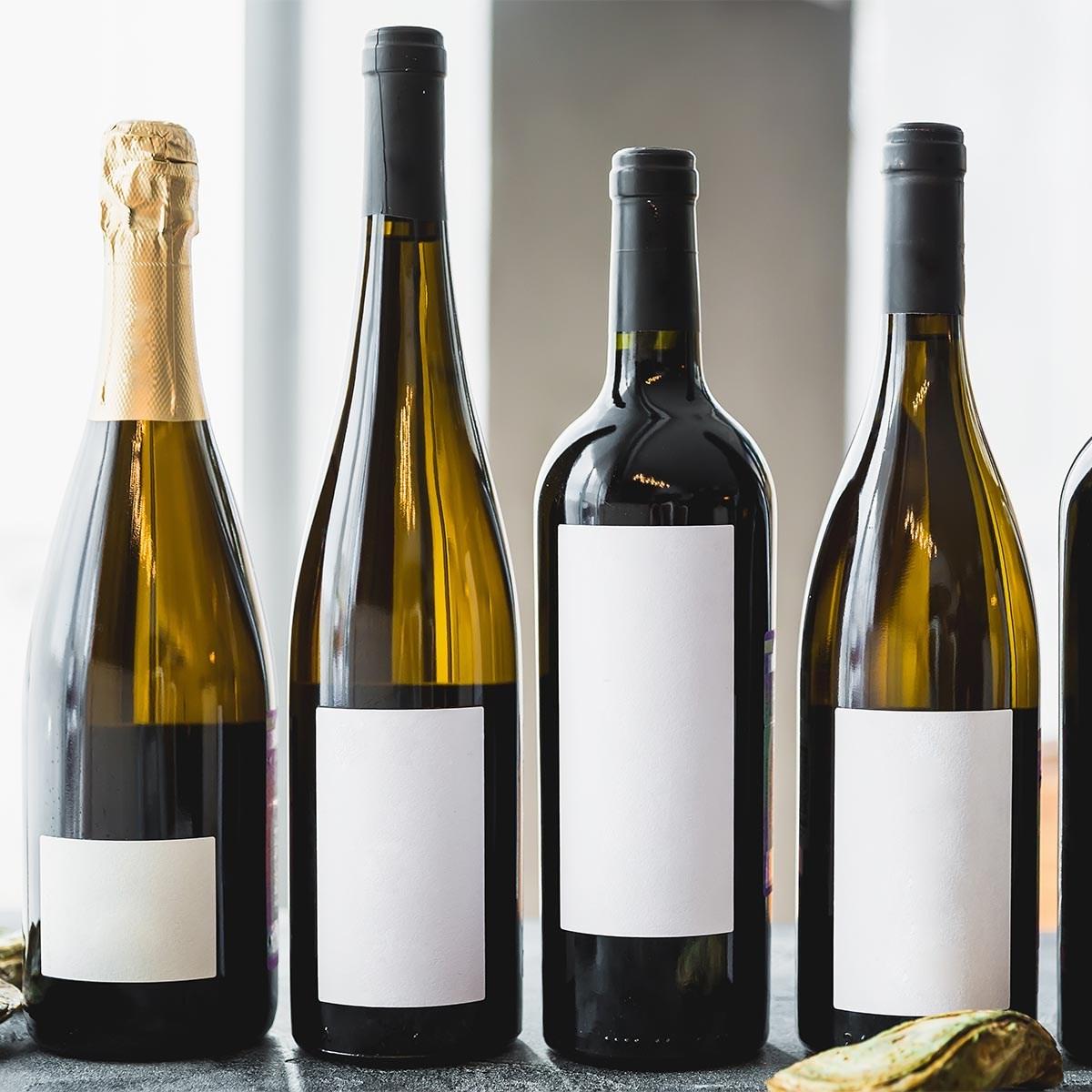 etichete autocolante personalizate pentru sticle