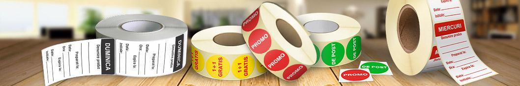 etichete personalizate