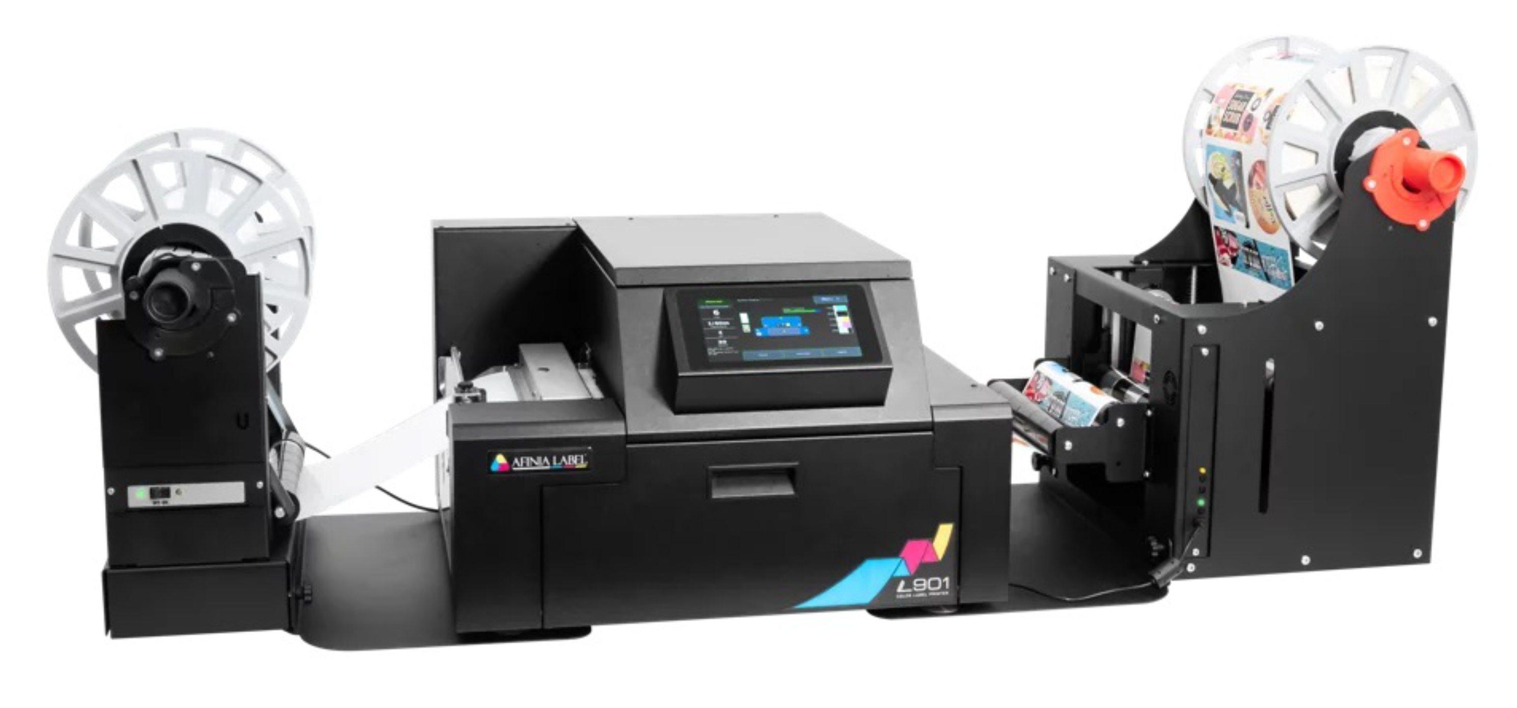 Sistem complet Imprimanta etichete color Afinia L901