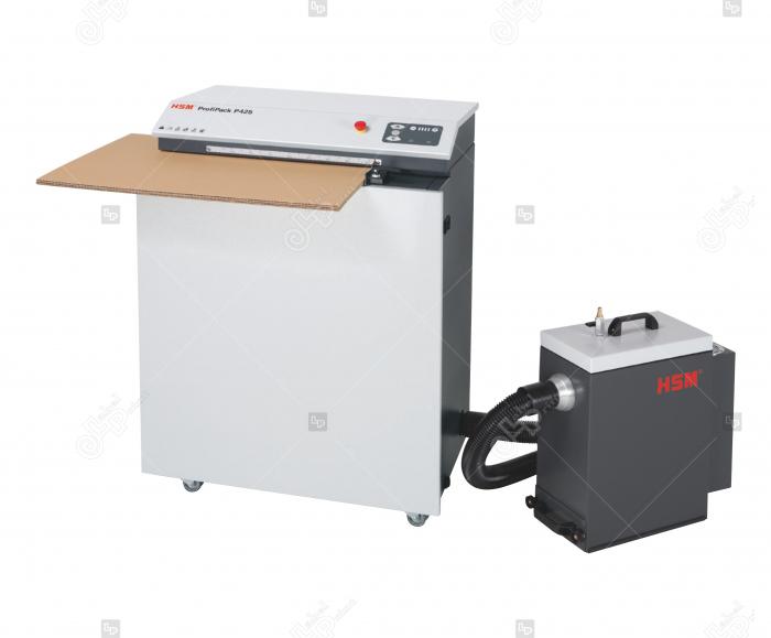 Aspirator industrial pentru praf HSM DE 1-8 - P425 [1]