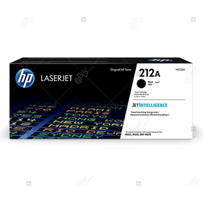 Cartus HP LaserJet 212A Negru pentru Imprimanta HP Color LaserJet Enterprise M554dn [0]