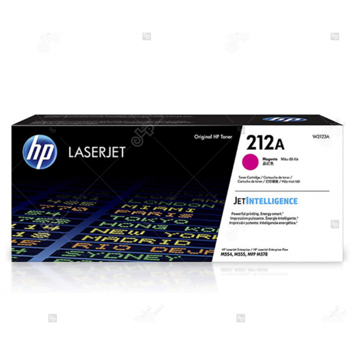 Cartus HP LaserJet 212A Magenta pentru Imprimanta HP Color LaserJet Enterprise M554dn [0]