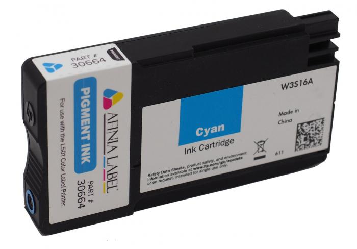 Cartus inkjet cyan pentru Afinia L502 0