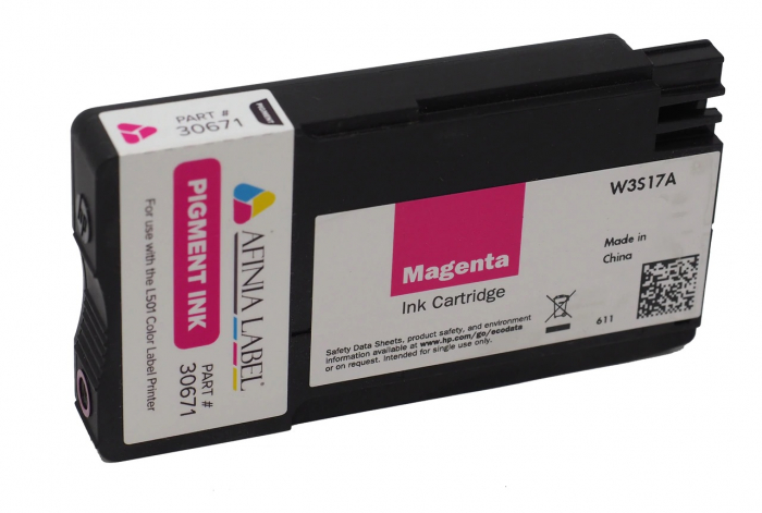 Cartus inkjet magenta pentru Afinia L502 0