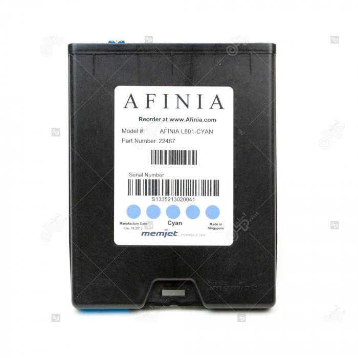 Cartus inkjet cyan pentru Afinia L901 [0]