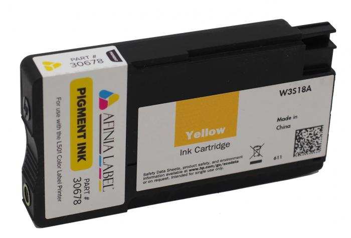 Cartus inkjet yellow pentru Afinia L502 0