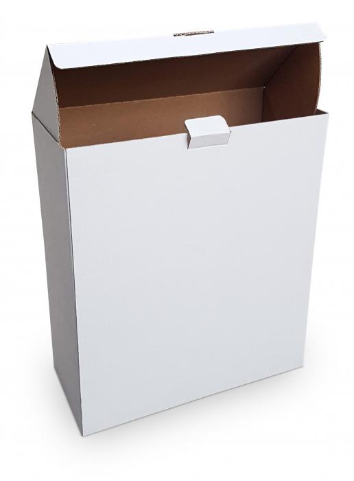 Cutie carton microondul nature, 305x265x120mm [2]