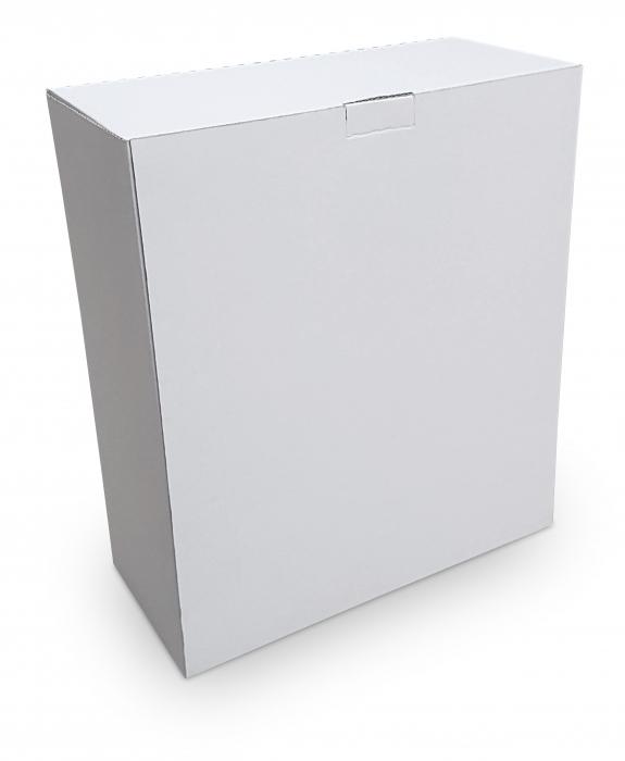 Cutie carton microondul nature, 305x265x120mm [1]