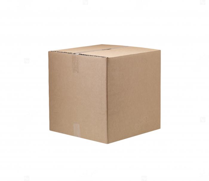 Cutie carton ondulat, natur, CO3, 420 x 210 x 275 mm [1]
