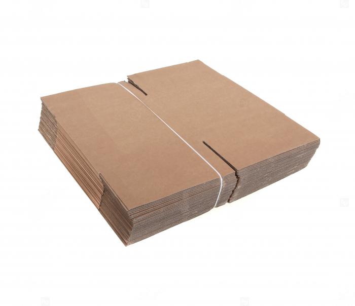 Cutie carton ondulat, natur, CO3, 420 x 210 x 275 mm [2]
