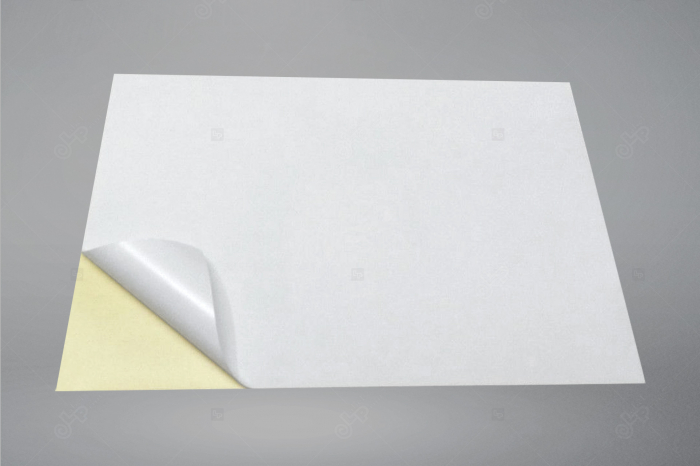 Etichete autoadezive A4 dreptunghiulare, 105 x 74 mm, 8 etichete / coala A4 autoadeziva, 100 coli autoadezive / top [4]