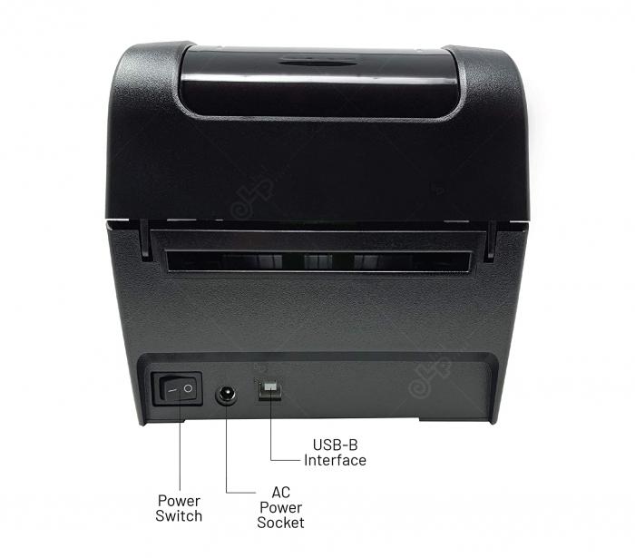 Imprimante termice TSC DA210, 203 DPI, USB [2]