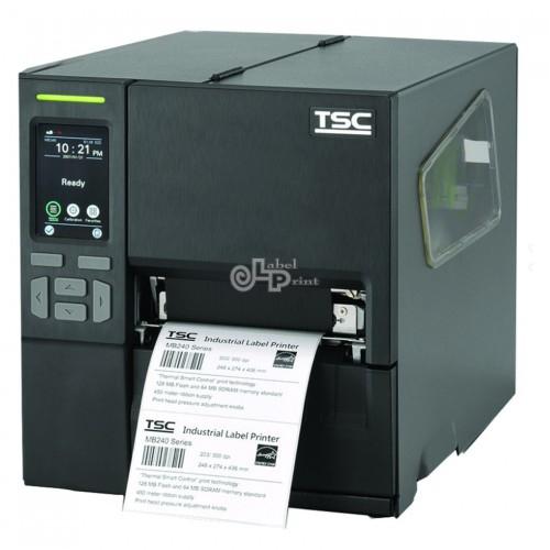Imprimanta de etichete cu transfer termic TSC MB340T, 300DPI 0