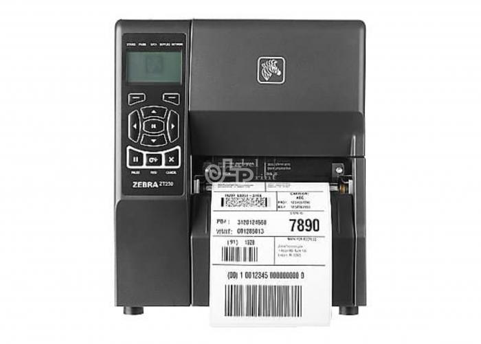 Imprimanta de etichete cu transfer termic Zebra ZT230 TT, 203DPI 1