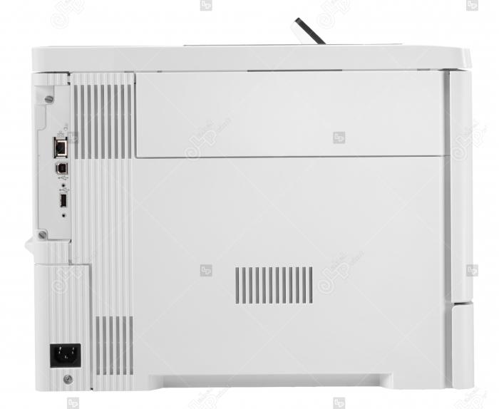 Imprimanta HP Color LaserJet Enterprise M554dn [4]