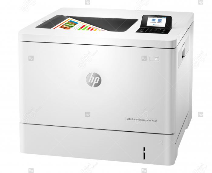 Imprimanta HP Color LaserJet Enterprise M554dn [3]