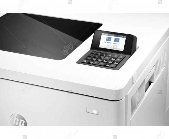 Imprimanta HP Color LaserJet Enterprise M554dn [2]