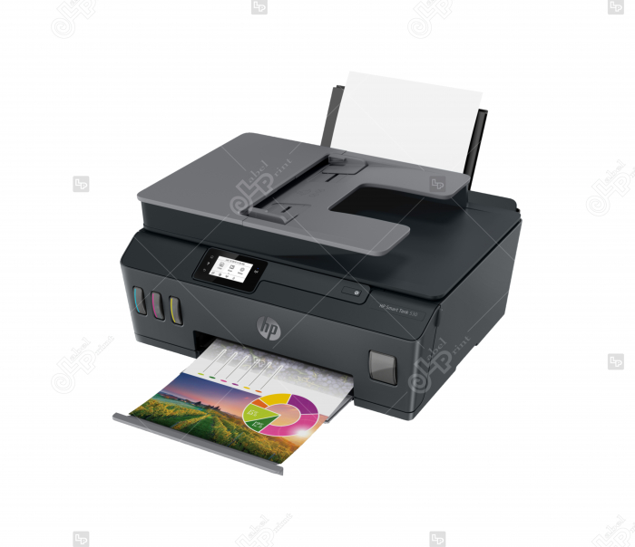 Imprimanta HP Smart Tank 530 Wireless All-in-One [2]