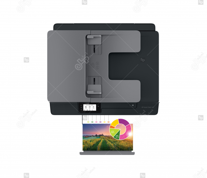 Imprimanta HP Smart Tank 530 Wireless All-in-One [3]
