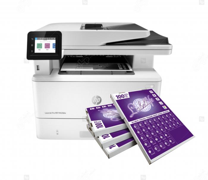 HP LaserJet Pro MFP M428dw [0]