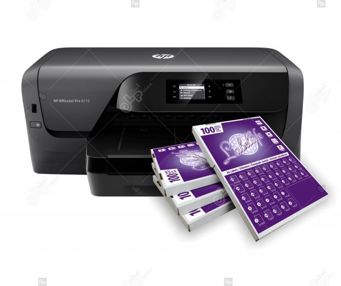 Imprimanta HP OfficeJet Pro 8210 [0]