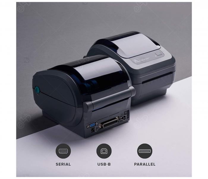 Imprimanta termica etichete Zebra GK420D [2]