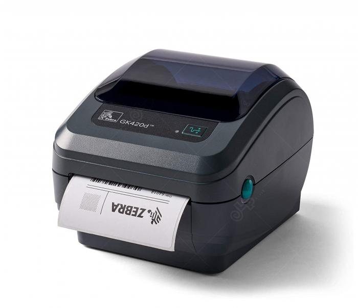 Imprimanta termica etichete Zebra GK420D [0]