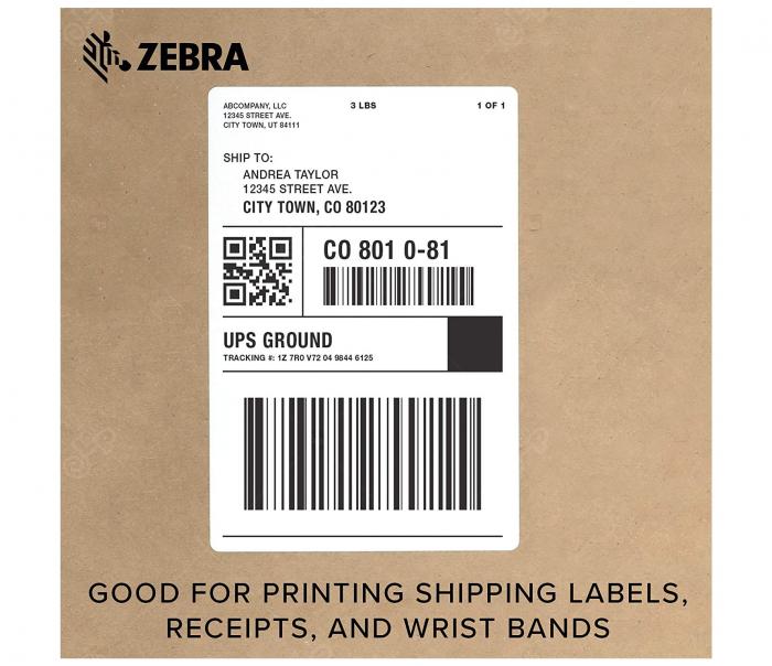 Imprimanta termica etichete Zebra ZD410 [2]