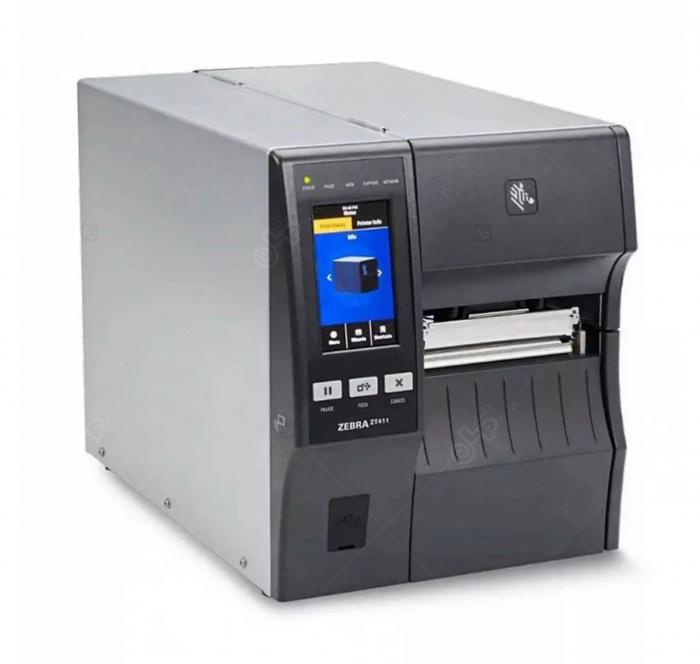Imprimanta termica etichete Zebra ZT421, 203DPI [0]