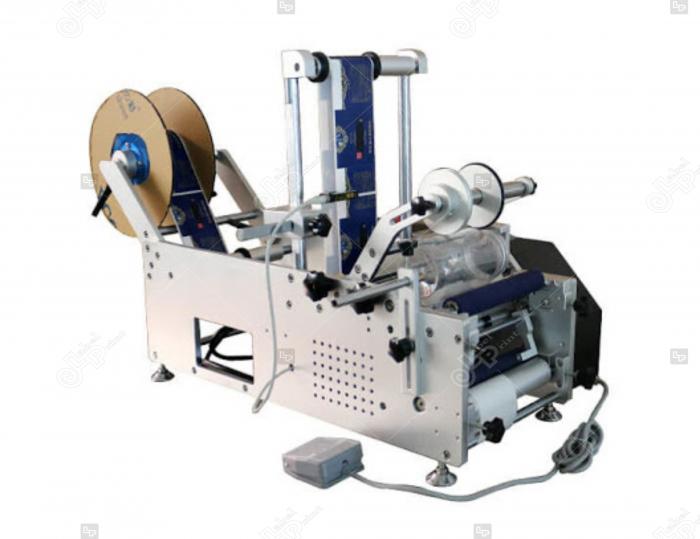 Masina de etichetat semi-automata, model standard LP-LMT-200 2