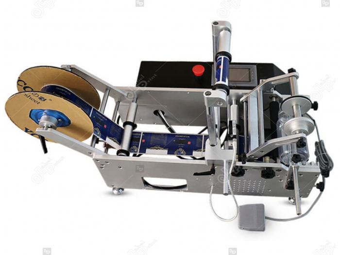 Masina de etichetat semi-automata, model standard LP-LMT-200 3