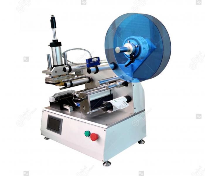 Masina de etichetat suprafete plane, semi-automata, LP-LMT-100 [0]