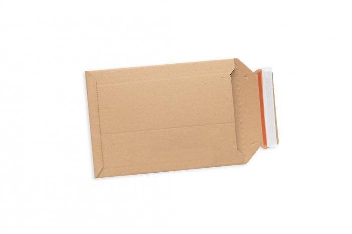 Plic din carton, maro,  250x353 mm [0]