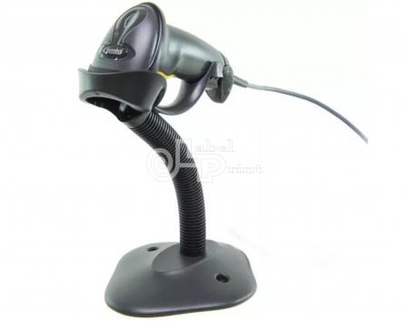 Cititor coduri de bare Motorola Symbol LS2208, stand, negru1