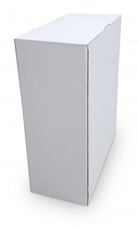 Cutie carton microondul nature, 305x265x120mm [4]