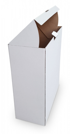 Cutie carton microondul nature, 305x265x120mm [3]