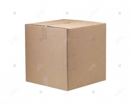 Cutie carton ondulat, natur, CO3, 205x205x210 mm1