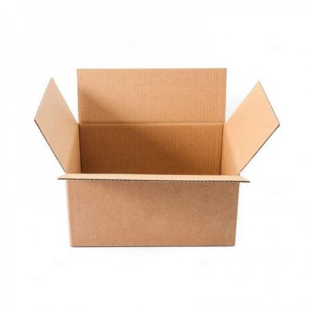 Cutie carton ondulat, natur, CO3, 300x215x140 mm [1]