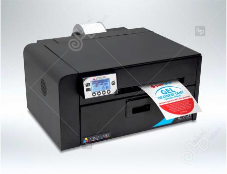 Etichete inkjet (JetGloss) in rola 75x125mm, adeziv permanent, 650 buc/rola (compatibile Epson)2